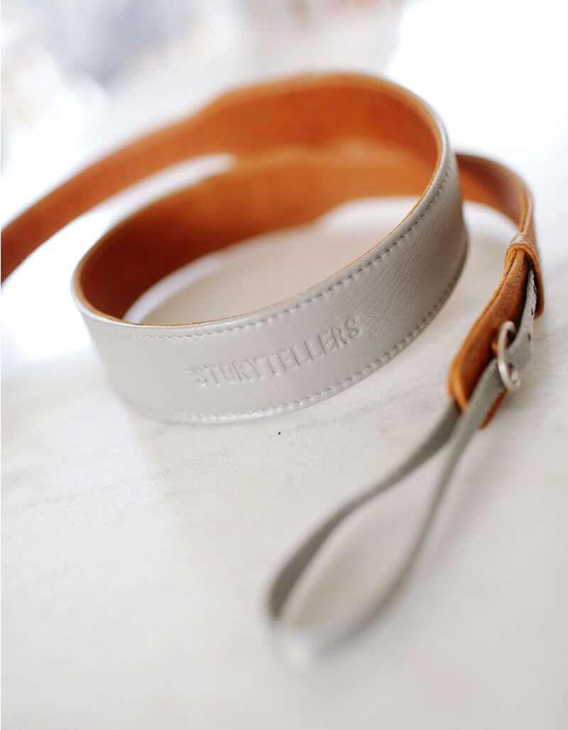 THE PATH STRAP - GREY